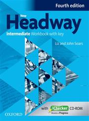 New Headway Intermediate Workbook with Key,0194770230,9780194770231
