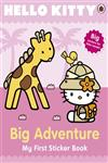 Hello Kitty's Big Adventure My First Sticker Book,0723287155,9780723287155