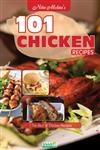 101 Chicken Receipes The Best of Chicken Recipes 3rd Print,8178690667,9788178690667