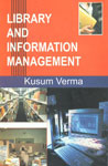 Library and Information Management,8190732528,9788190732529
