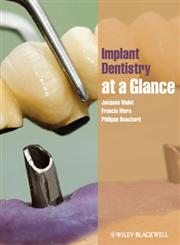 Implant Dentistry at-a-Glance 1st Edition,1444337440,9781444337440