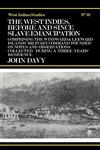 The West Indies Before and Since Slave Emancipation,0714619353,9780714619354