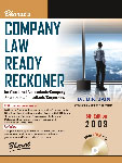 Bharat's Company Law Ready Reckoner For Chartered Accountants, Company, Secretaries, Consultants, Corporates 6th Edition,8177371665,9788177371666