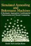 Simulated Annealing and Boltzmann Machines A Stochastic Approach to Combinatorial Optimization and Neural Computing,0471921467,9780471921462