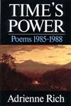 Time's Power Poems 1985-1988 1st Edition,0393305759,9780393305753