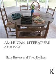 American Literature A History,0415569982,9780415569989