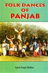 Folk Dances of Panjab 1st Edition,8171162207,9788171162208