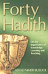 Forty Hadith On the Superiority of Knowledge, Learning and Teaching,8178980495,9788178980492