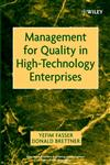 Management for Quality in High Technology Enterprises 1st Edition,0471209589,9780471209584