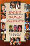 Eminent Women Administrators,8183292224,9788183292221