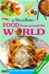 Nita Mehta's Food from Around the World [100% Tried & Tested Recipes : Vegetarian] 3rd Print,8178690756,9788178690759
