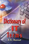 Dictionary of IT Terms,8176483516,9788176483513