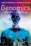 Genomics Applications in Human Biology 1st Edition,1405108193,9781405108195