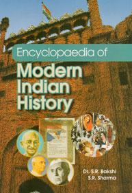 Encyclopaedia of Modern Indian History 5 Vols.,8181921712,9788181921710