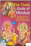 The Three Gods of Hindus The Divine Stories of Lord Ganesha, Rama faithful Hanumana and the Parental Shiva-Parvati 1st Edition,8181337913,9788181337917