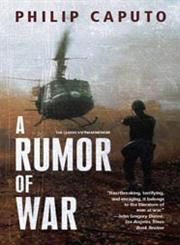 A Rumor of War,080504695X,9780805046953