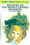 Mystery of the Moss-Covered Mansion,0448095181,9780448095189