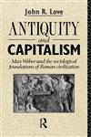 Antiquity and Capitalism,0415047501,9780415047500