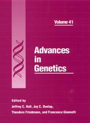 Advances in Genetics,0120176416,9780120176410