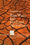 Symposium on Rain Water and Dry Land Agriculture