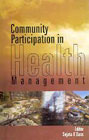 Community Participation in Health Management,8190179969,9788190179966