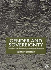 Gender and Sovereignty,033375140X,9780333751404