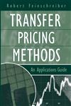 Transfer Pricing Methods An Applications Guide,0471573604,9780471573609