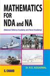 Mathematics for N.D.A. & N.A. (According to New Syllabus),8121910188,9788121910187