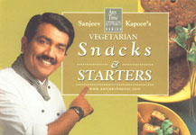 Vegetarian Snacks and Starters 10th Reprint Edition,8179910628,9788179910627