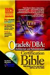Oracle8i DBA Architecture and Administration Certification Bible,0764548174,9780764548178