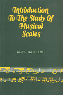 Introduction to the Study of Musical Scales,8121509203,9788121509206