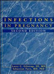 Infections in Pregnancy 2nd Edition,0471116998,9780471116998