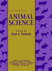 Handbook of Animal Science,0125683006,9780125683005