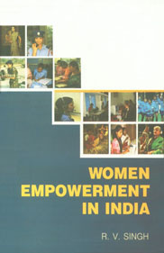 Women Empowerment in India,8183292836,9788183292832