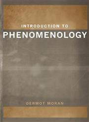 Introduction to Phenomenology,0415183723,9780415183727