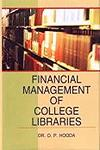Financial Management of College Libraries,8183292488,9788183292481