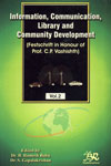 Information, Communication, Library and Community Development Festschrift in Honour of Prof. C.P. Vashishth Vol. 2,8176464341,9788176464345