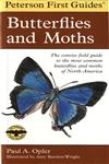 Butterflies and Moths The Concise Feld Guide to the Most Common Butterflies and Moths of North America,0395906652,9780395906651
