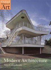 Modern Architecture,0192842269,9780192842268