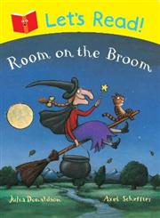 Let's Read Room on the Broom,1447235266,9781447235262