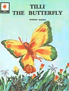 Tilli The Butterfly 8th Reprint,812372585X,9788123725857