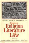 Essays on Religion, Literature, and Law 1st Published,8173045216,9788173045219