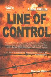 Line of Control A War Thriller 3rd Reprint,8189766392,9788189766399