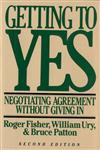 Getting to Yes Negotiating Agreement Without Giving In 2nd Edition,0395631246,9780395631249