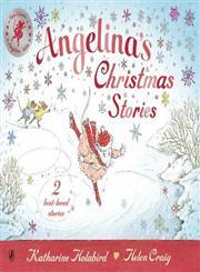 Angelina's Christmas Stories,0141343621,9780141343624
