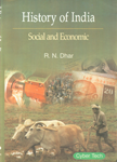 History of India Social and Economic,8178846381,9788178846385