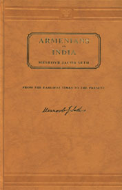 Armenians in India From the Earliest Times to the Present Day : A Work of Original Research 2nd Reprint Calcutta 1937 Edition,8120608127,9788120608122