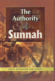 The Authority of Sunnah 5th Edition,8171511325,9788171511327