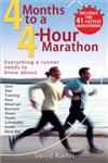 Four Months to a Four-hour Marathon,Updated,0399532595,9780399532597
