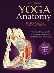 Yoga Anatomy,1450400248,9781450400244